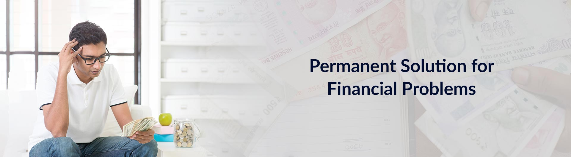 Permanent Solution for Financial Problems